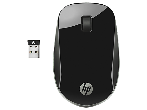Mouse wireless Z4000 HP
