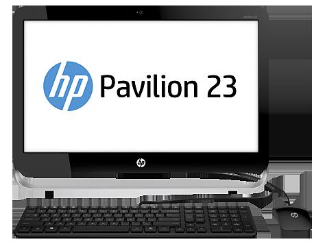 PC Desktop HP Pavilion All-in-One 23-g000br (ENERGY STAR)