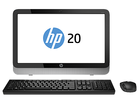 HP 20-2300 All-in-One Desktop PC series