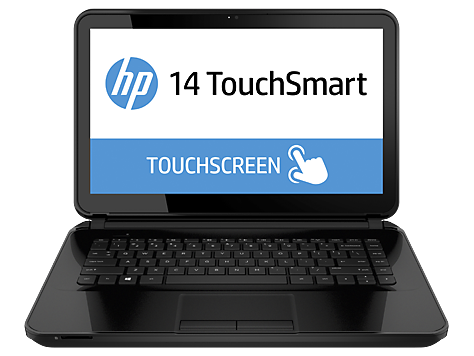 HP 14-D000 TouchSmart Notebook PC-Serie
