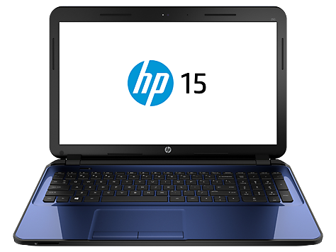 PC Notebook HP serie 15-d000