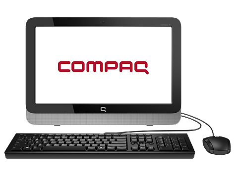 PC Desktop Compaq All-in-One serie 18-4100