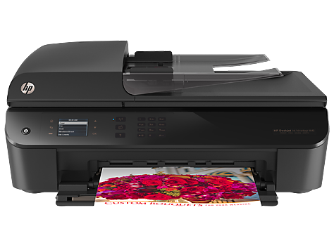 e-multifuncional HP Deskjet Ink Advantage série 4640