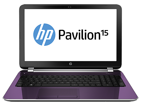 PC Notebook HP Pavilion serie 15-n200
