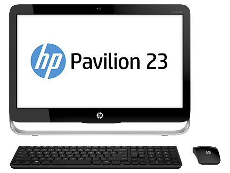 PC Desktop HP Pavilion serie 23-g300 All-in-One