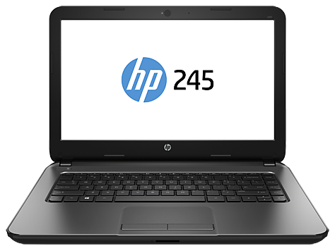PC notebook HP 245 G3