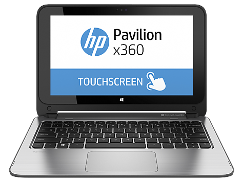 HP Pavilion 11-n100 x360 PC series