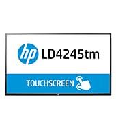 Pantalla LED interactiva de 41.92 pulgadas HP LD4245tm Digital Signage