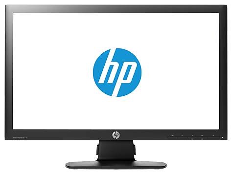 Monitor HP ProDisplay P221 LED Backlit de 21,5 pol.