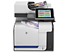 HP LaserJet Enterprise 500 color MFP M575f - Center