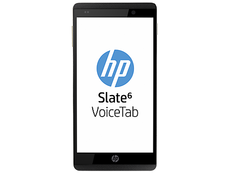 HP Slate 6 tablet con voz