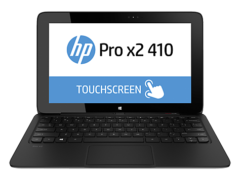 PC Notebook HP Pro x2 410 G1