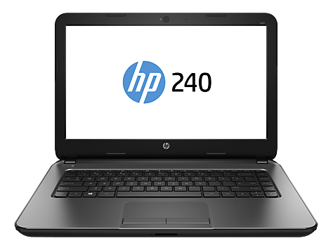 HP 240 G3 notebook-pc