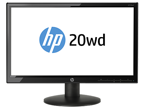 HP Value 19-inch Displays