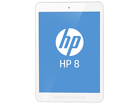 HP 8 tablet