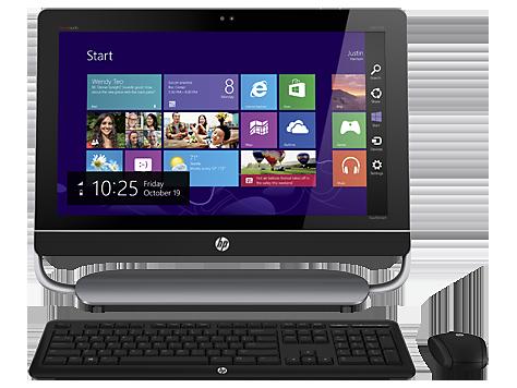 HP ENVY 23-d160qd TouchSmart All-in-One CTO Desktop PC