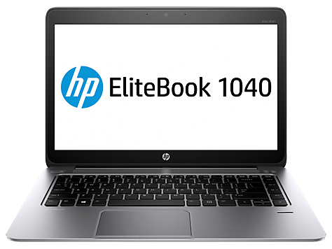 HP EliteBook Folio 1040 G1 -kannettava