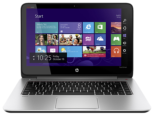 HP ENVY TouchSmart 14t-k100 Ultrabook  (ENERGY STAR)