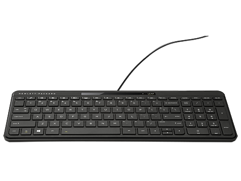 Teclado HP Leap Motion