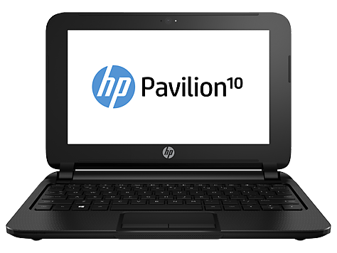 PC Notebook HP Pavilion serie 10-f000