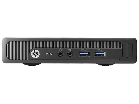 Reproductor HP MP9 Digital Signage modelo 9000