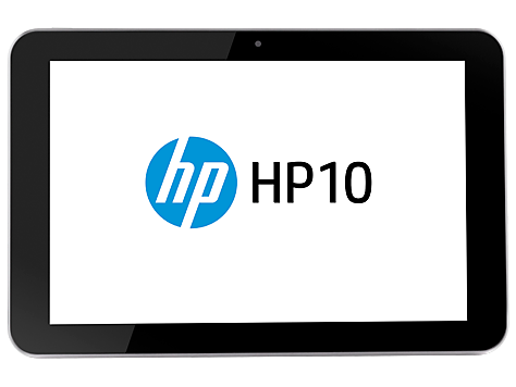 HP 10 Business, surfplatta
