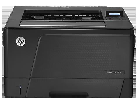 Gamme HP LaserJet Pro M706