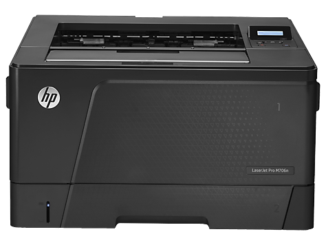 HP LaserJet Pro M706 series