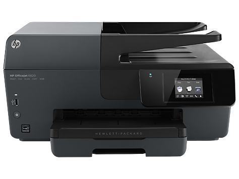 סדרת מדפסות HP Officejet 6820 e-All-in-One