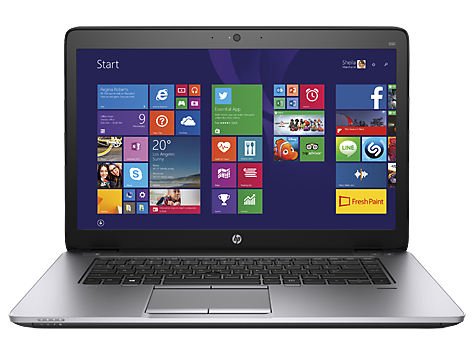 Ноутбук HP G2 EliteBook 850