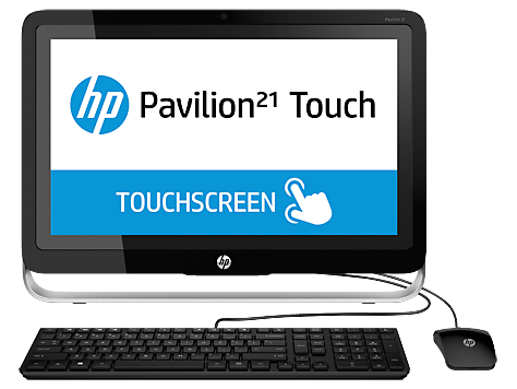 HP Pavilion 21-h000 Touch All-in-one desktopserie