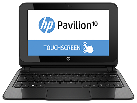HP Pavilion 10 Touch 10-e000 Notebook PC series