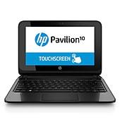 Serie de PC Notebook HP Pavilion 10 Touch 10-e000