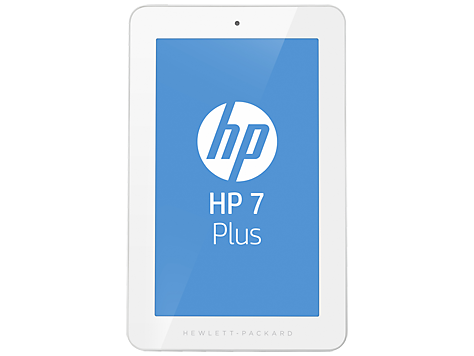 HP 7 Plus Tablet