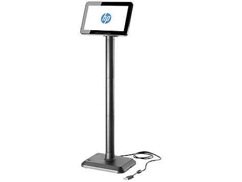 HP LCD Pole Display