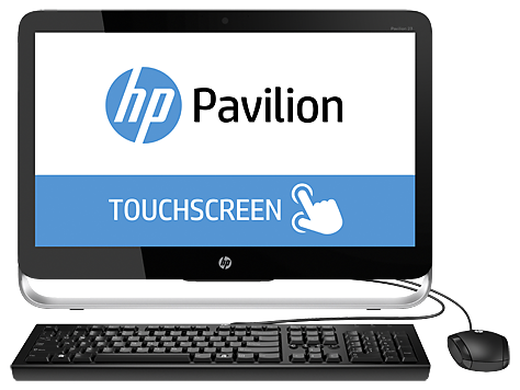 HP Pavilion All-in-One PC 23-p000シリーズ