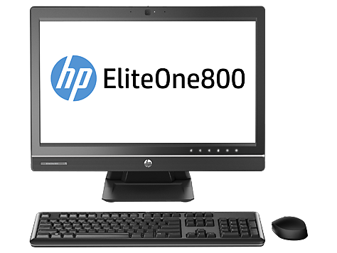 PC HP EliteOne 800 G1 de 21,5 pulgadas, no táctil, All-in-One