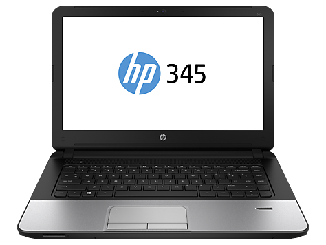 HP 345 G2 notebook