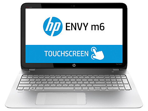 PC Notebook HP ENVY serie m6-n100