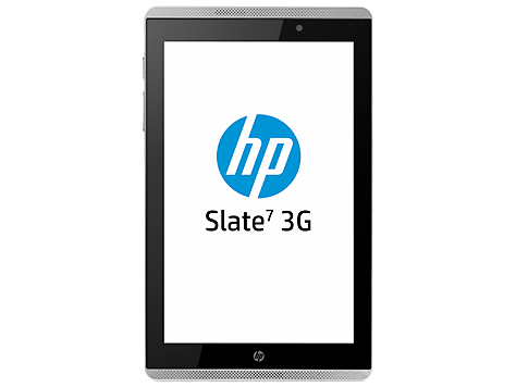 HP Slate 7 3G Tablet