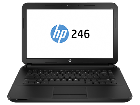 PC Notebook HP 246 G2