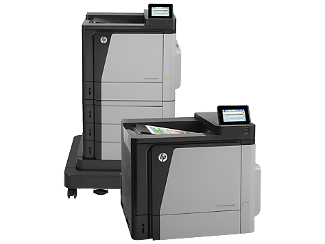 HP Color LaserJet Enterprise M651 印表機系列