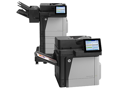HP Color LaserJet 企業 M680 多功能印表機系列