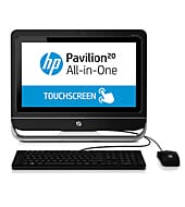 Desktop HP Pavilion Touch All-in-One serie 20-f300