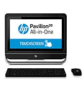 Desktop HP Pavilion Touch All-in-One serie 20-f200
