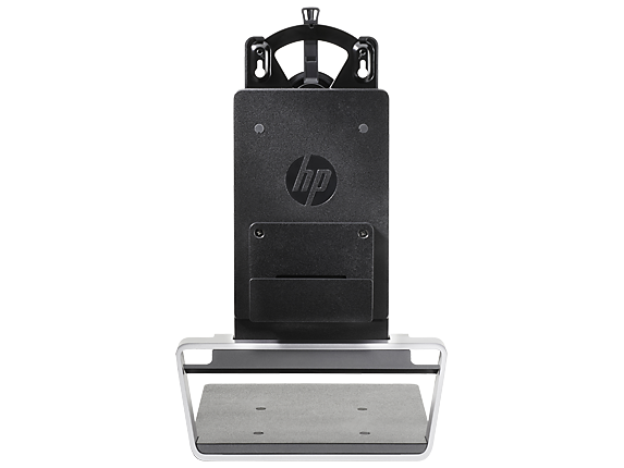 HP Integrated Work Center for Desktop Mini and Thin Client - Rear