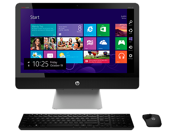 HP ENVY Recline - 23xt Touch A...
