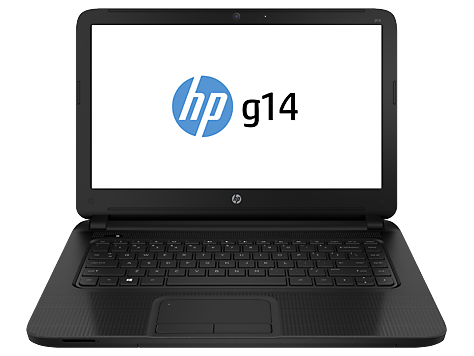 HP g14 notebook sorozat