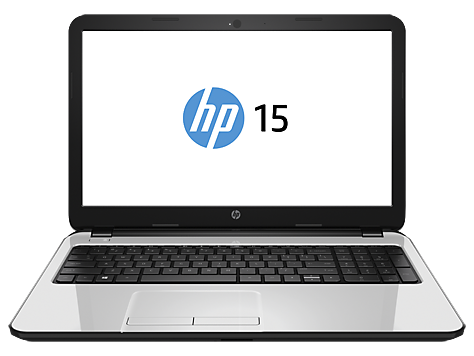 PC notebook HP série 15-g000