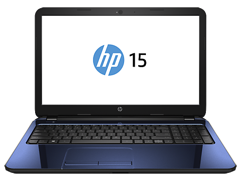 PC notebook HP série 15-g200